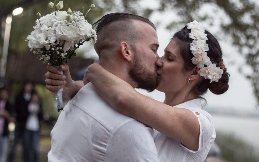 Saci és Andris esküvője volt a leglazább