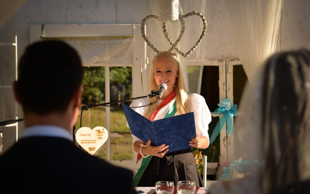 Niki ❤ Gábor fergeteges esküvője